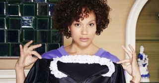 Angela Griffin plays Nita in Brief Encounters