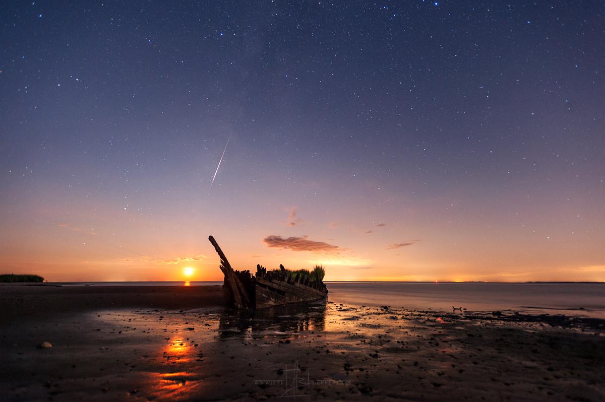 Perseid Meteor Shower 2019 Dazzles Skywatchers Despite a