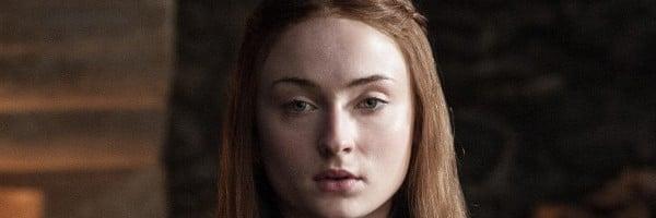 Sansa looking powerful AF.