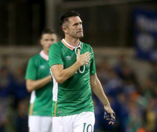 Republic of Ireland v Oman – International Friendly – Aviva Stadium