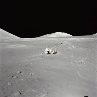 space history, nasa, apollo, eva