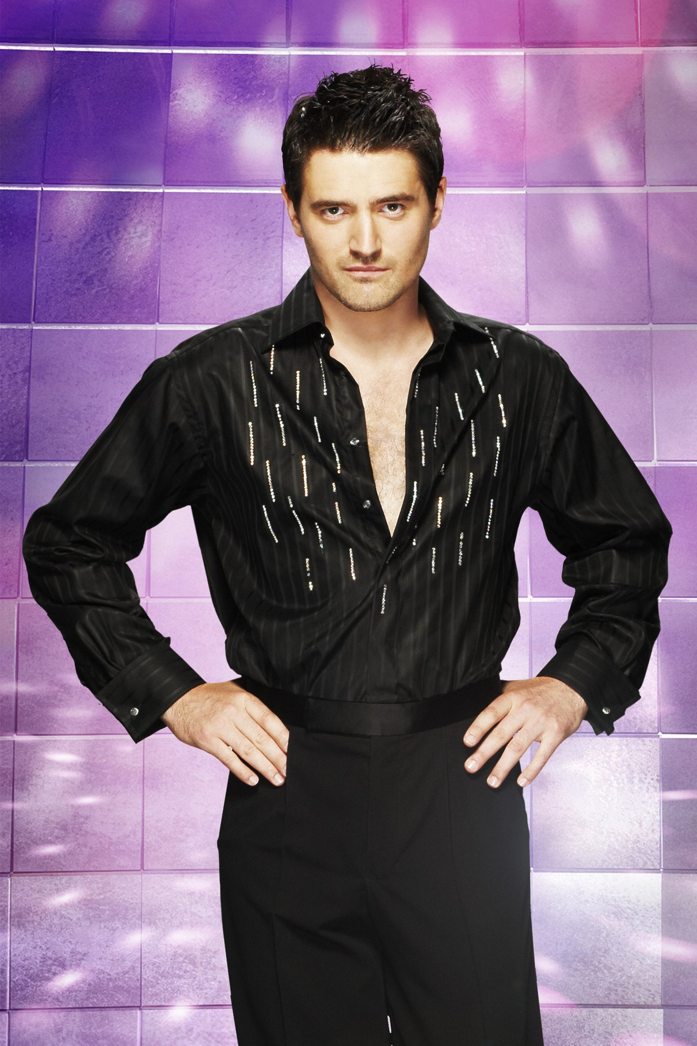 Tom Chambers favourite to win Strictly