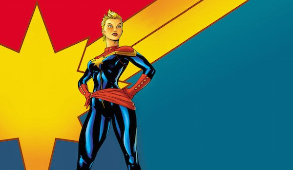 Pleasant Should Marvel Consider Brie Larson For Captain Marvel Hairstyle Inspiration Daily Dogsangcom
