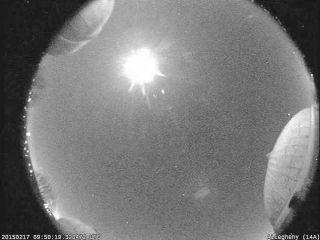 Very Bright Fireball Near Pittsburgh