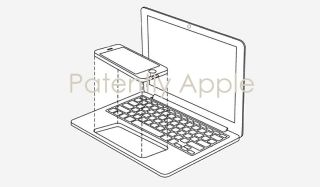 Apple iPhone and MacBook accessory patent