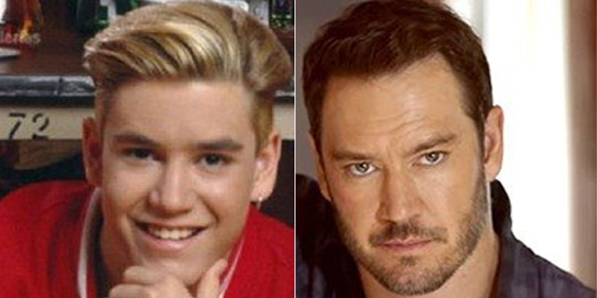 Mark-Paul Gosselaar as Zack Morris on Saved by the Bell and on The Passage