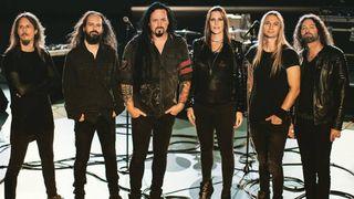 Floor Jansen with Evergrey