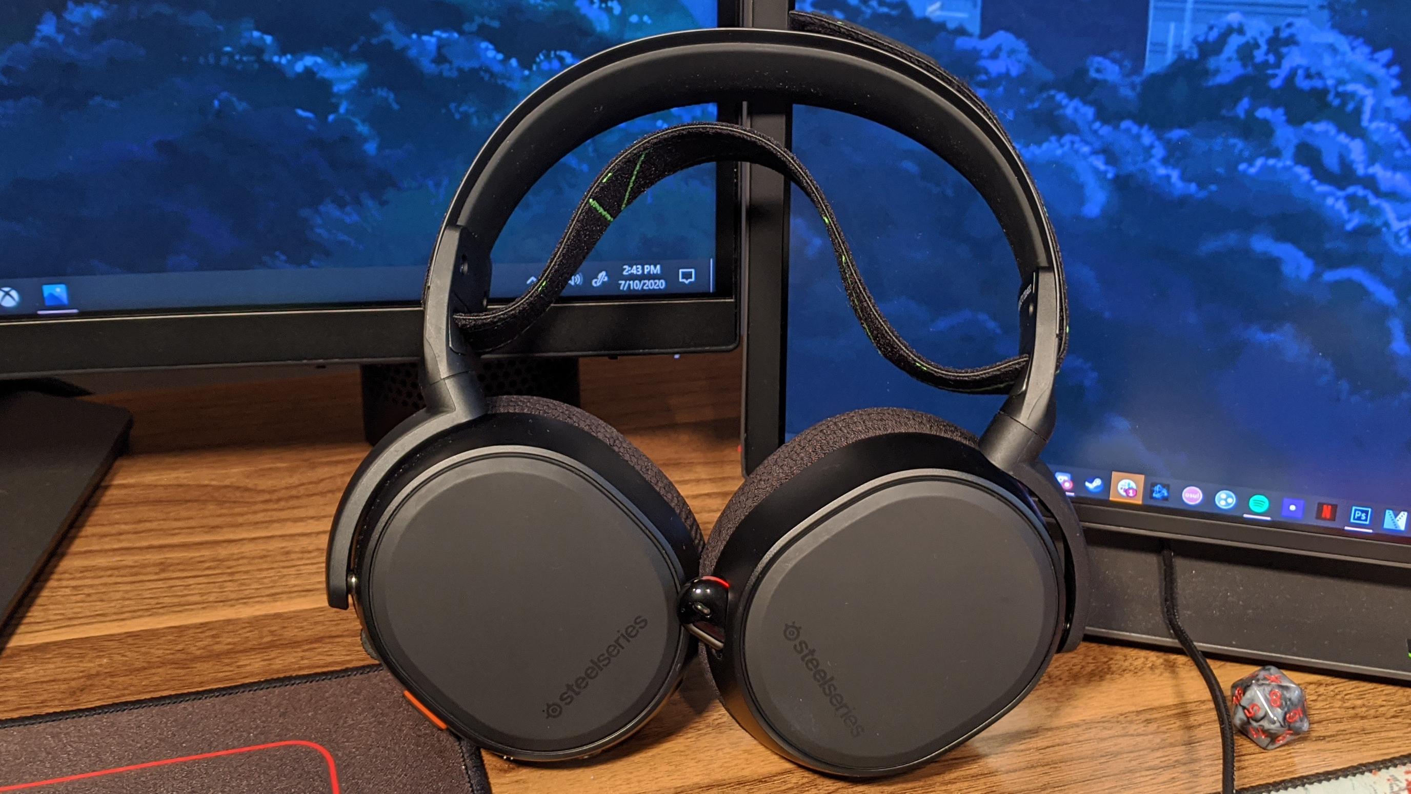 SteelSeries Arctis 9x - Nieuwe SteelSeries Draadloze Headset