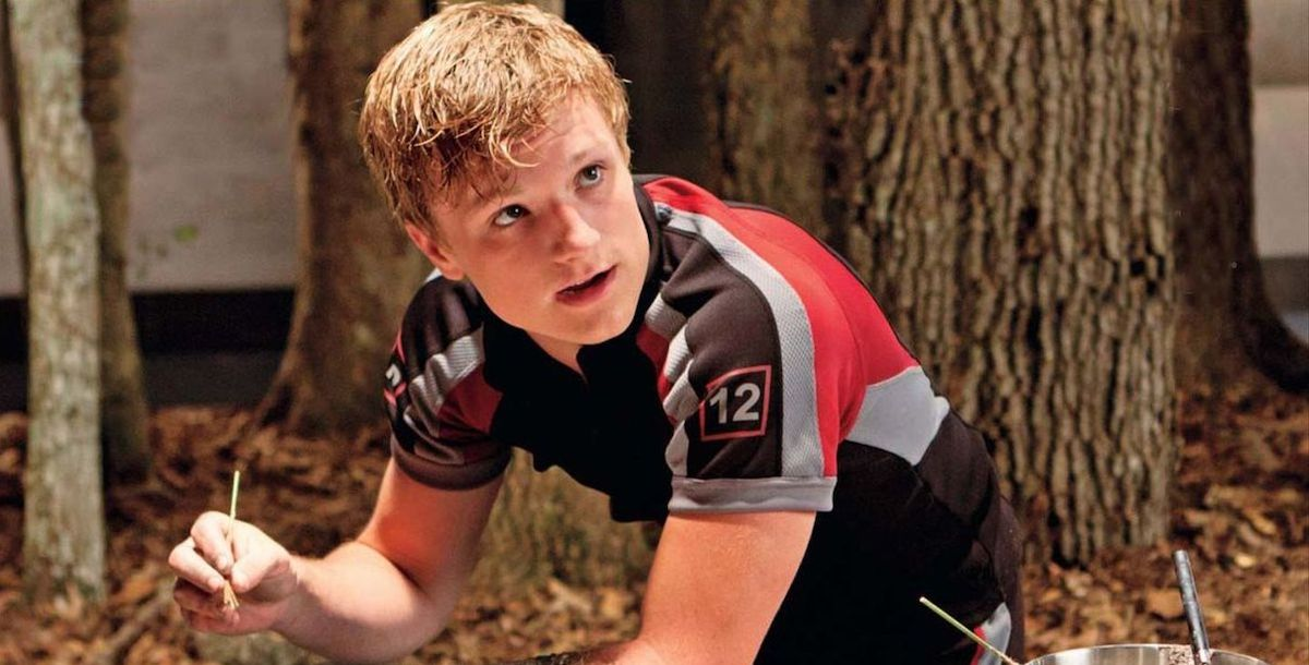 Why Starring In The Hunger Games Was A Double Edged Sword For Josh Hutcherson Cinemablend I missed my flight that day (first time on the way to a show.) double edged sword for josh hutcherson