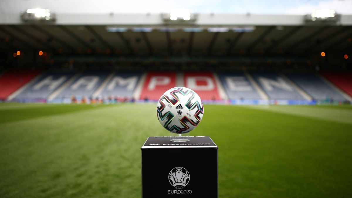 Scotland vs Czech Republic live stream: how to watch Euro 2020 match free and from anywhere now
