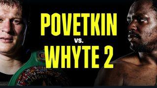 live stream Povetkin vs Whyte 2 boxing