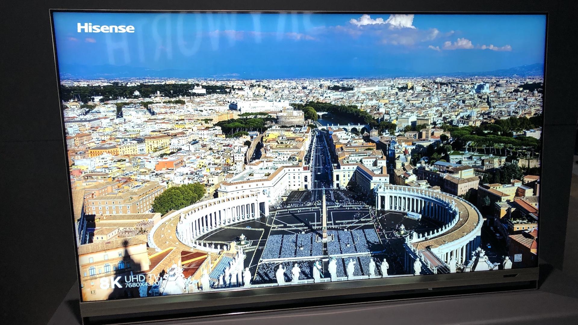Hisense Dual Cell ULED HZ65U9E TV