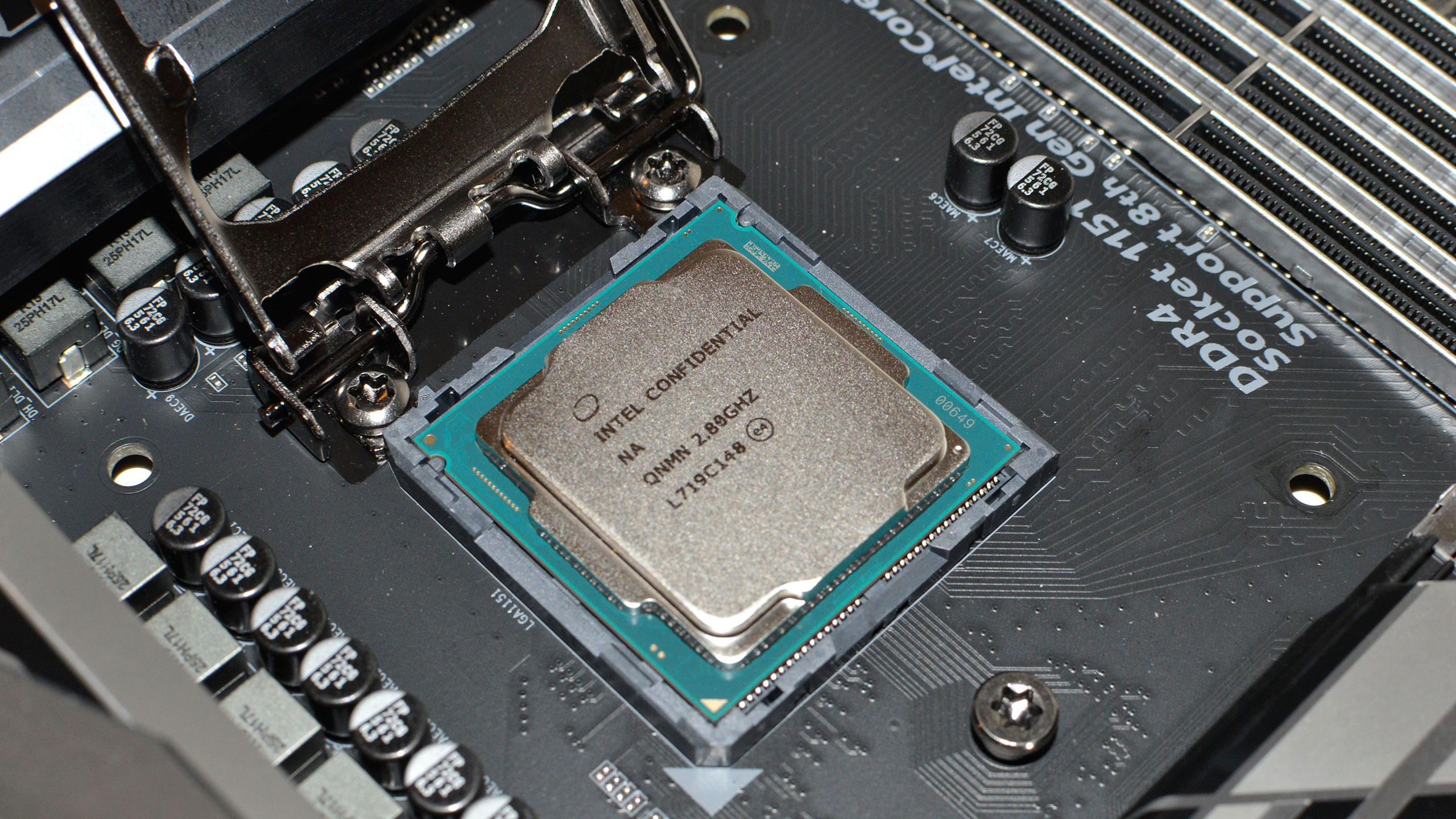 Intel i5-8400 review - the best new gaming CPU in years | PC