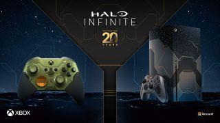 Xbox Series X – Halo Infinite Limited Edition