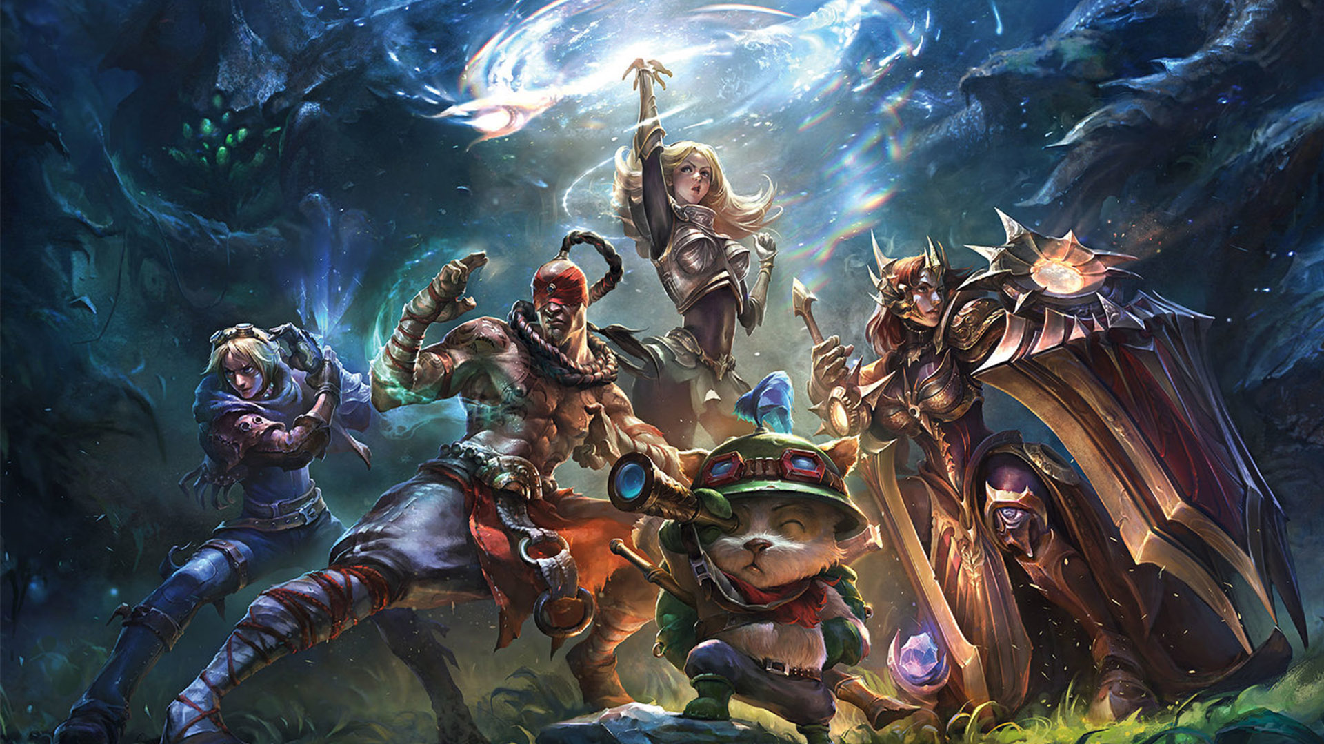 Best League of Legends champions: top LoL champions ranked | PC Gamer