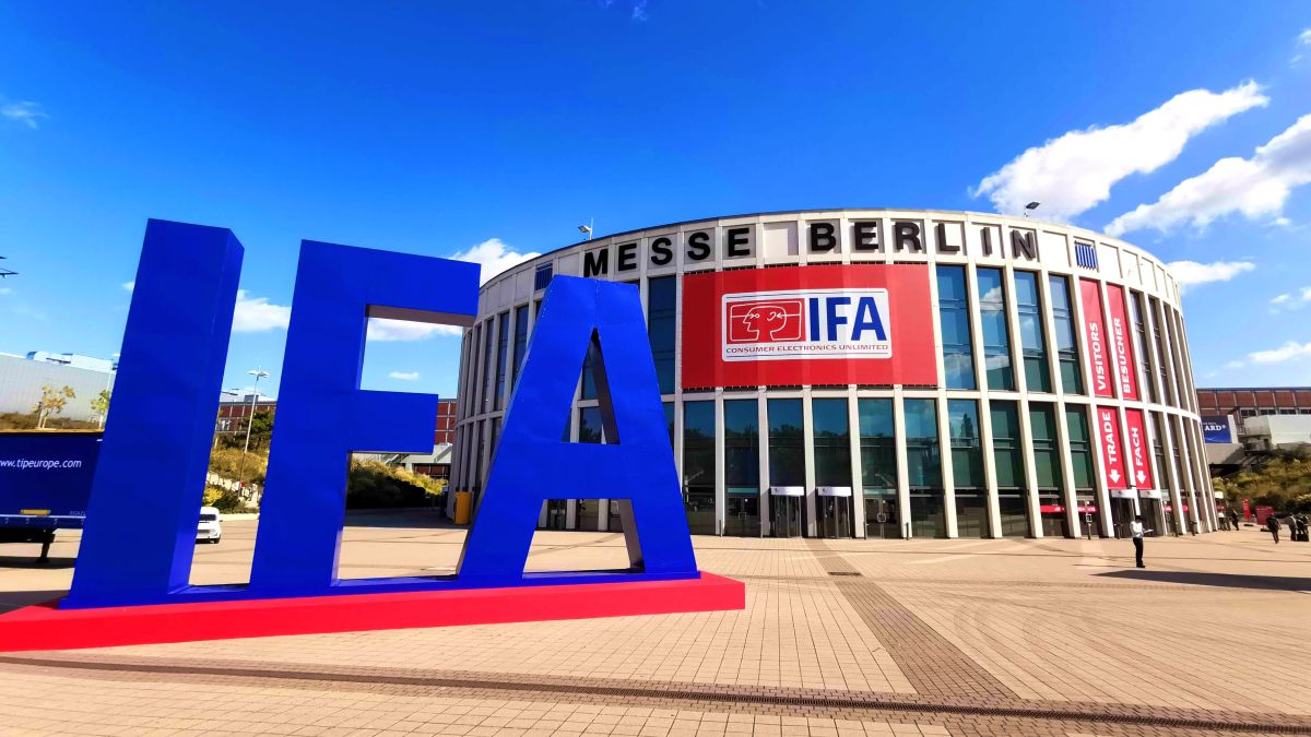 Meet the greatest tech of IFA 2020: from OLED TVs to smart face masks to 5G laptops