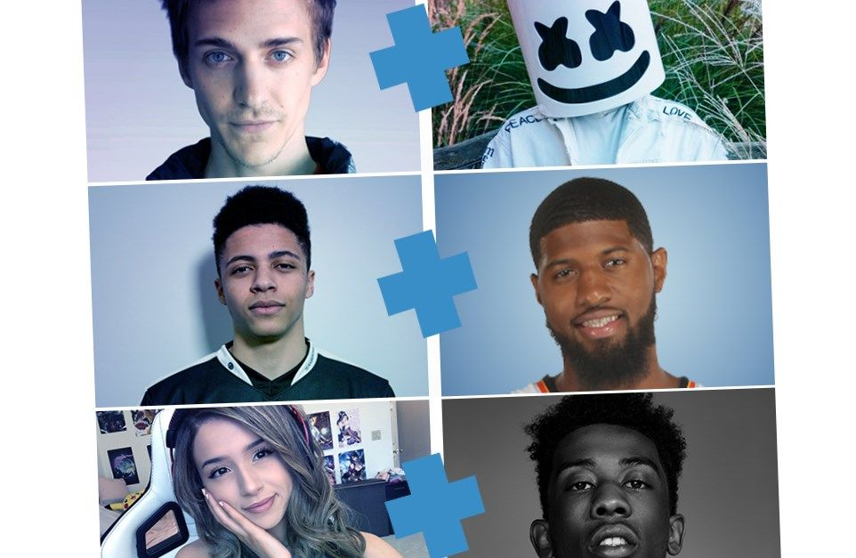 Fortnite's Celebrity Pro-Am Tournament at E3 will pair 50 pros with 50 famous fans