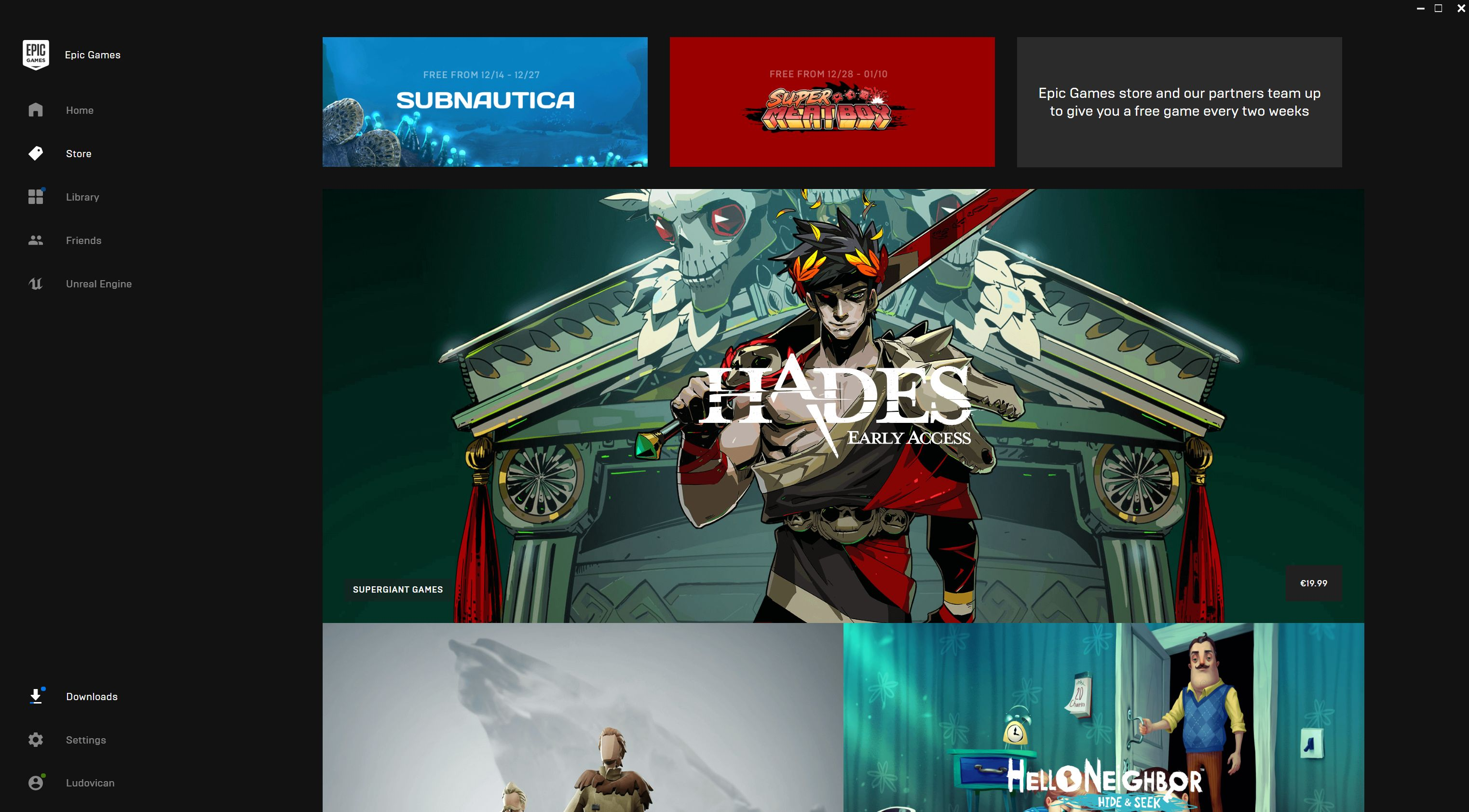 The Epic Games Store is slick, but has some key flaws right now | PC