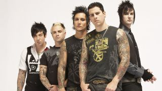 avenged sevenfold featuring jimmy 'the rev' sullivan