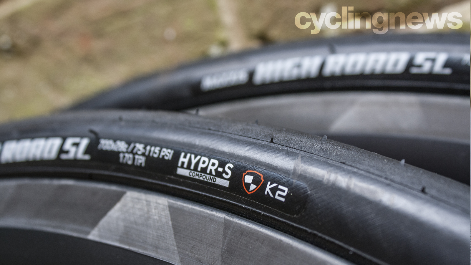 Maxxis High Road SL tyres