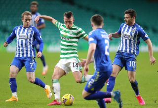 Celtic v Kilmarnock – Scottish Premiership – Celtic Park