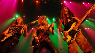 Iron Maiden In Concert - October 9th, 2006
