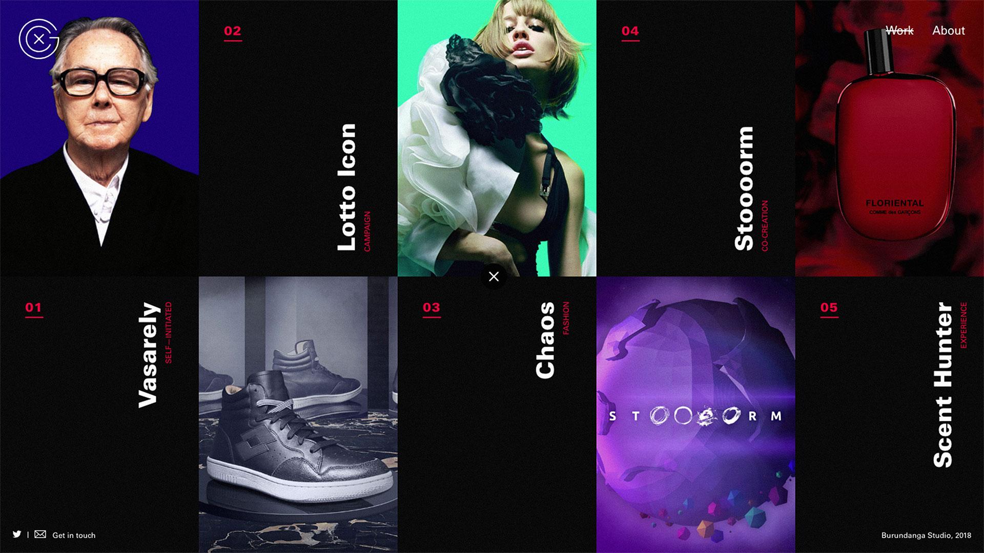 34 brilliant design portfolios to inspire you