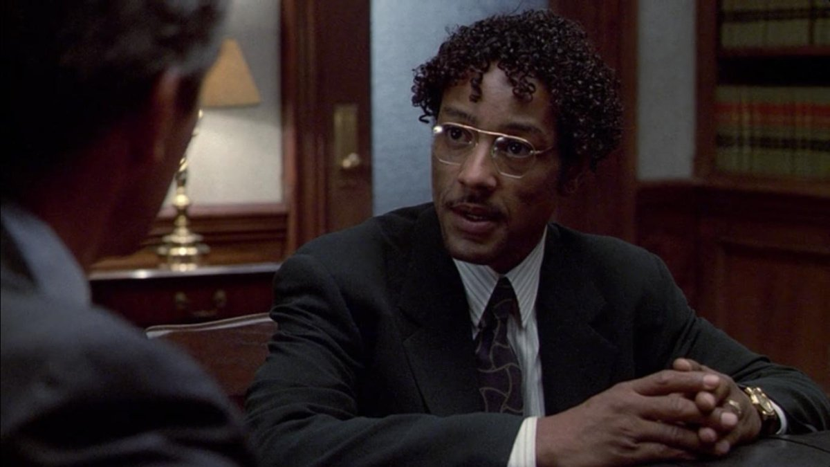 Giancarlo Esposito in Law and Order