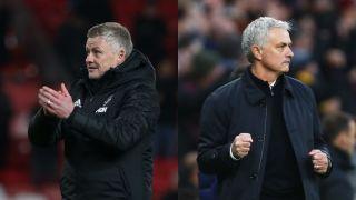 man united vs tottenham live stream premier league Ole Gunnar Solskjaer jose mourinho
