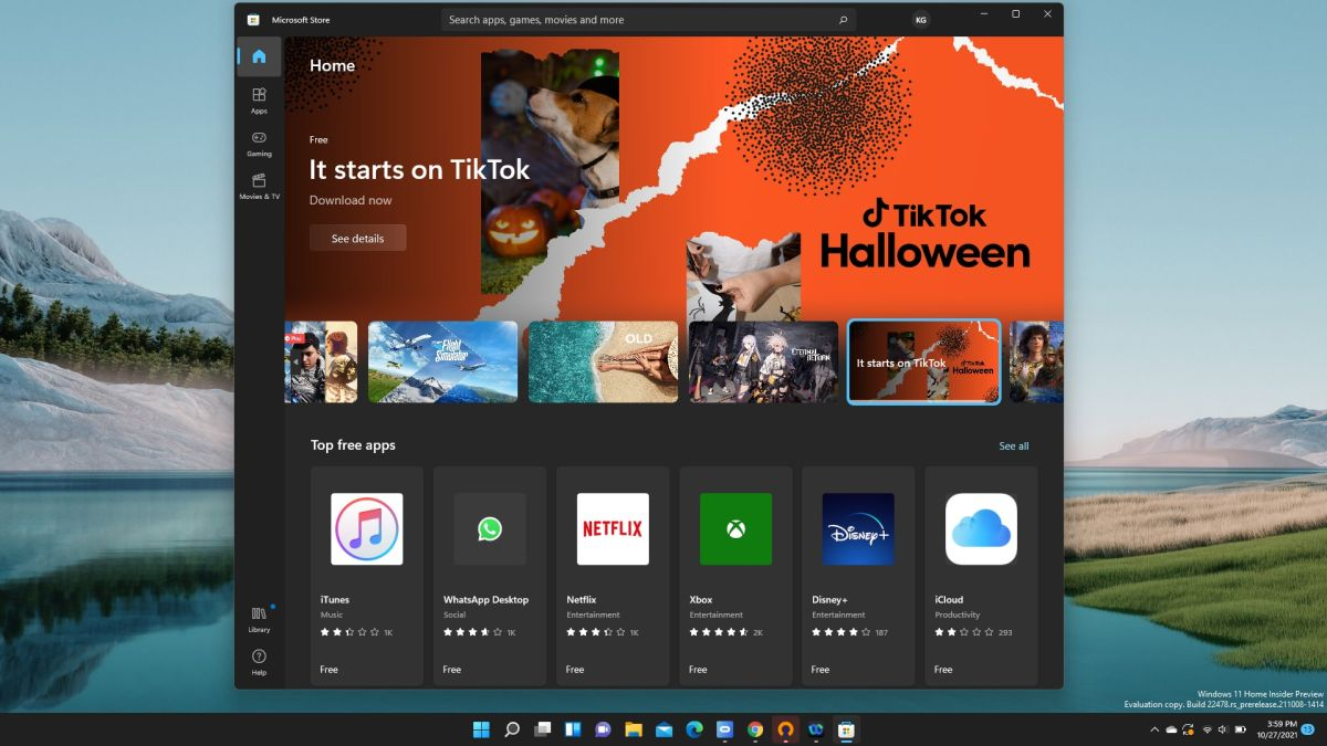 Windows 11 Microsoft Store to roll out to Windows 10 users — how to get it early