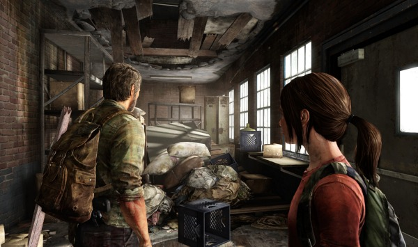 joel and ellie the last of us