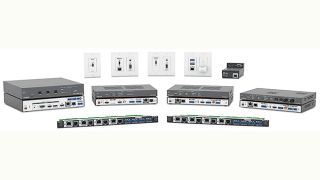 Extron Adds End-to-End 4K Twisted Pair to XTP Systems