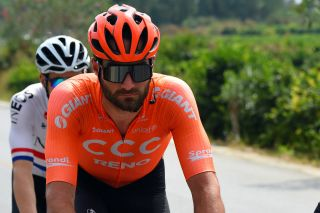 CCC Team's Guillaume Van Keirsbulck is one of a number of Belgian professionals still searching for a team for 2021