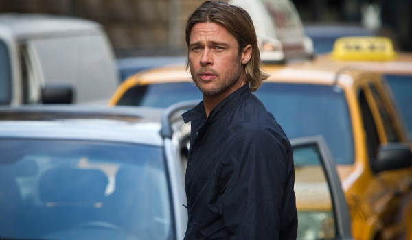 World War Z Brad Pitt Philly