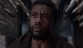 The Internet Has Thoughts About Chadwick Boseman's Quarantine Look