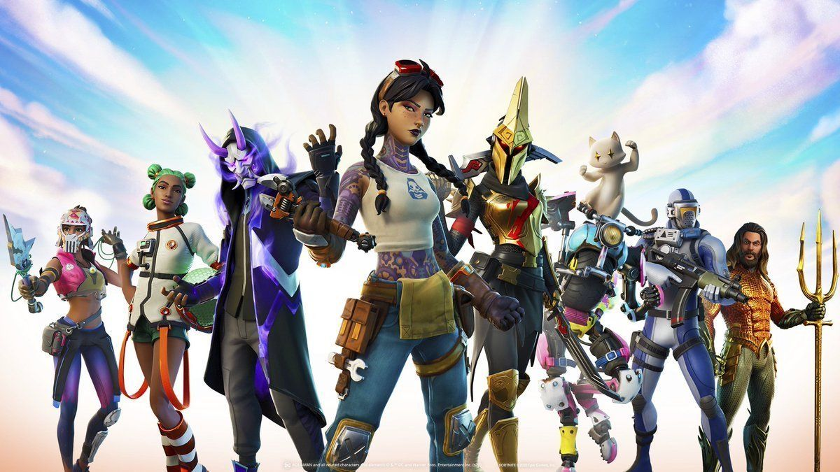 Fortnite Chapter 2 Season 3 Kicks Off With Some Huge Changes Pc Gamer