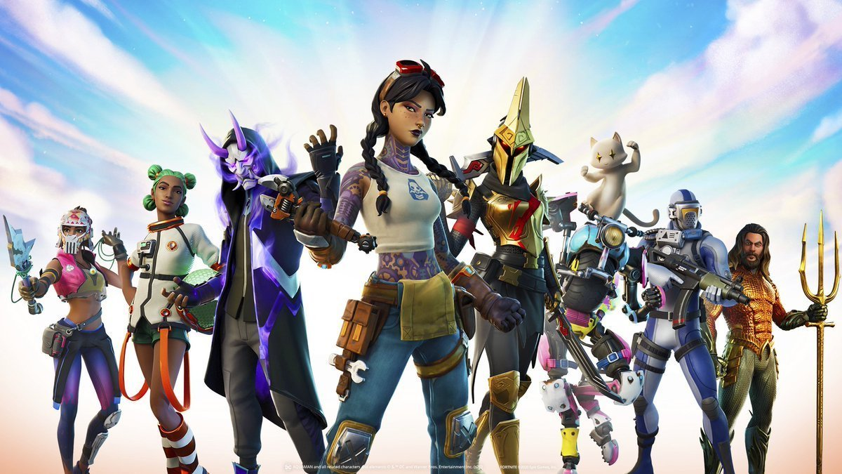 Fortnite Chapter 2 Season 3 Kicks Off With Some Huge Changes Pc