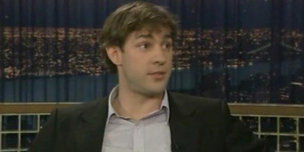 John Krasinski - Late Night with Conan O'Brien SCREENSHOT