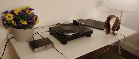 Hands on: Audio-Technica AT-LP5x turntable review | TechRadar