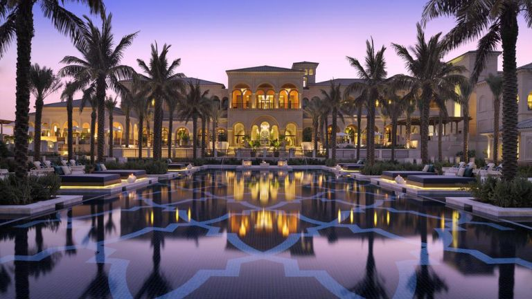 The best hotels in Dubai 2020