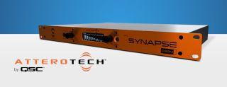 QSC has begun shipping the new Attero Tech Synapse D32Mi networked audio interface and released a supporting update to uniFY Control Panel software.