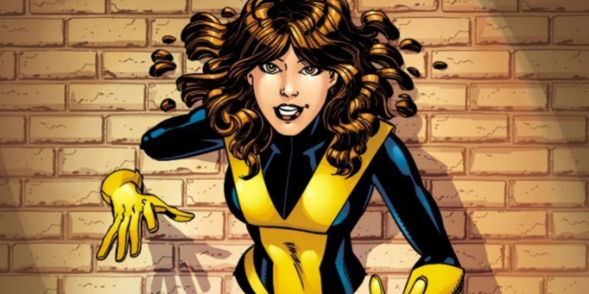 Kitty Pryde from X-Men