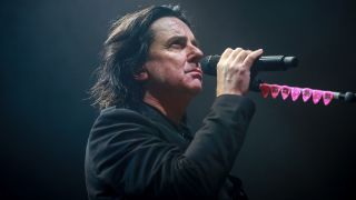 Steve Hogarth onstage at the Royal Albert Hall