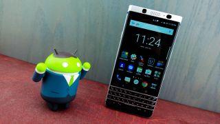 BlackBerry's big comeback revealed with BlackBerry KeyOne