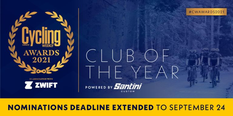 CW awards club of the year