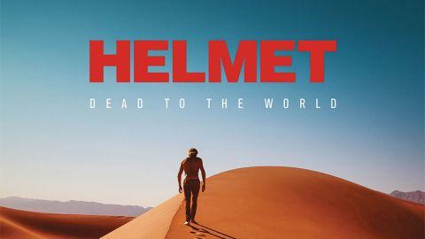 cover art for Helmet's Dead To The World