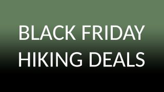 Black Friday hiking deals
