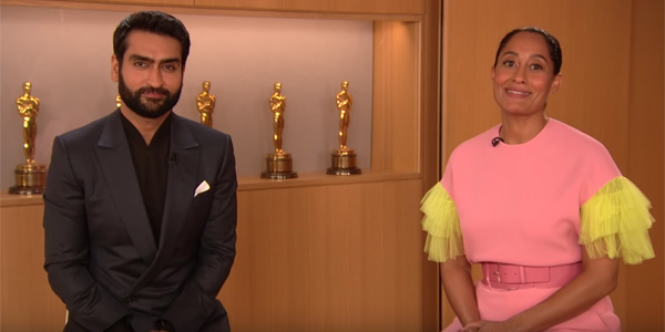 Image result for kumail nanjiani and tracee ellis ross