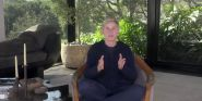 Ellen Finally Addresses The Rumor That She Doesn't Allow Eye Contact On Set