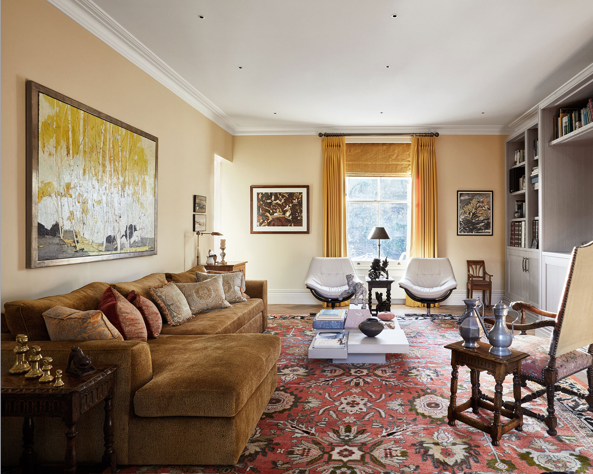Yellow Living Rooms Ideas 11, Yellow Living Room Ideas